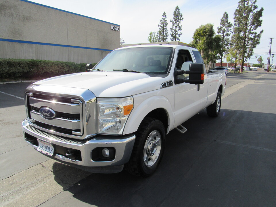 2016 Ford F-250 XLT super cab long bed  - 7283  - AZ Motors
