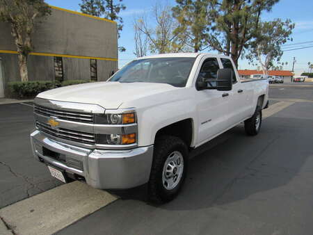 2015 Chevrolet Silverado 2500HD Work Truck DOUBL CAB LONG BED 4X4 for Sale  - 3052  - AZ Motors