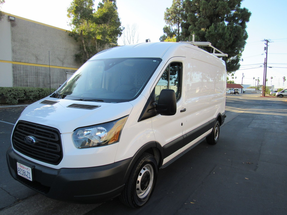 2016 Ford Transit Cargo Van med roof 148 T250 cargo van 3.5 EcoBoost  - 0702  - AZ Motors