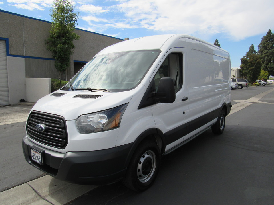 2016 Ford Transit Cargo Van med roof T 350  148  - 2263  - AZ Motors