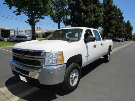 2014 Chevrolet Silverado 2500HD Work Truck crew cab long bed 2wd for Sale  - 6990  - AZ Motors