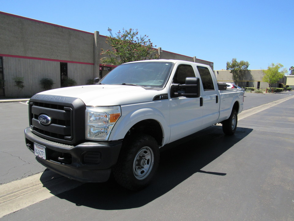 2012 Ford F-250 XL crew cab long bed 4wd  - 1528  - AZ Motors