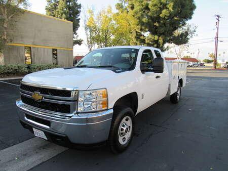 2013 Chevrolet Silverado 2500HD ext/cab utility bed-Work Truck duramax diesel for Sale  - 3391  - AZ Motors