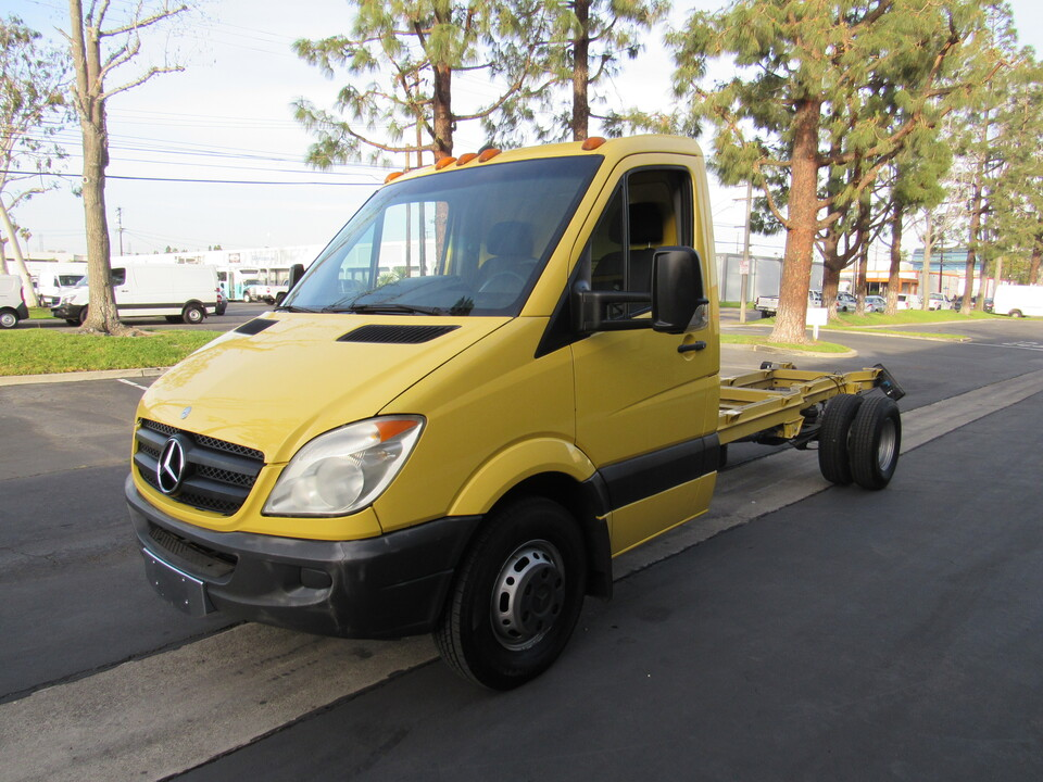 2010 Mercedes-Benz Sprinter Chassis-Cabs 3500-170  - 5573  - AZ Motors