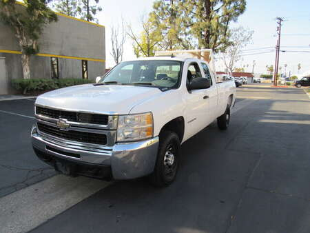 2007 Chevrolet Silverado 2500HD Work Truck extended cab long bed for Sale  - 1058  - AZ Motors