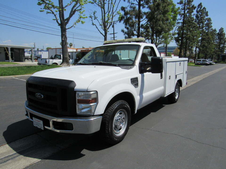 2010 Ford F-250 XL utility bed  - 9655  - AZ Motors