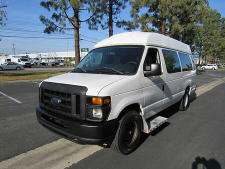 2011 Ford Econoline wheelchair van/ bubble top for Sale  - 4373  - AZ Motors