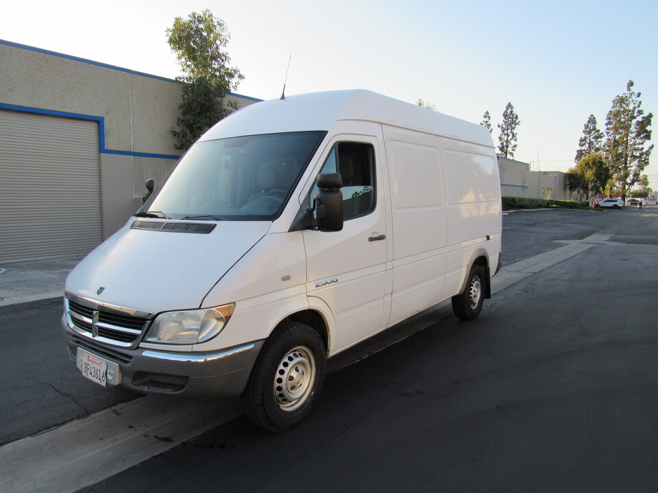 2006 Dodge Sprinter 144 W.B  SUPER HIGH CEILING  - 1377  - AZ Motors