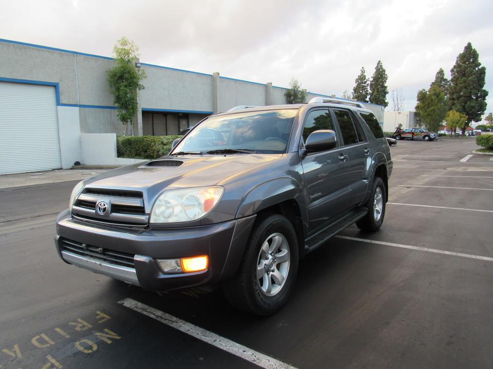2004 Toyota 4Runner  - AZ Motors