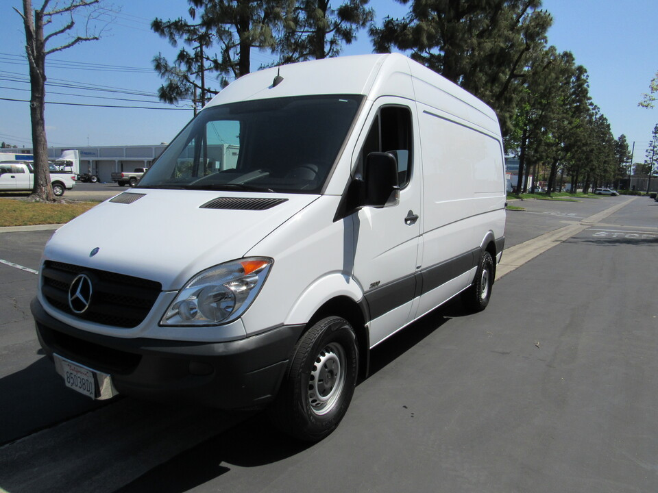 2013 Mercedes-Benz Sprinter Cargo Vans 144  - 9863  - AZ Motors