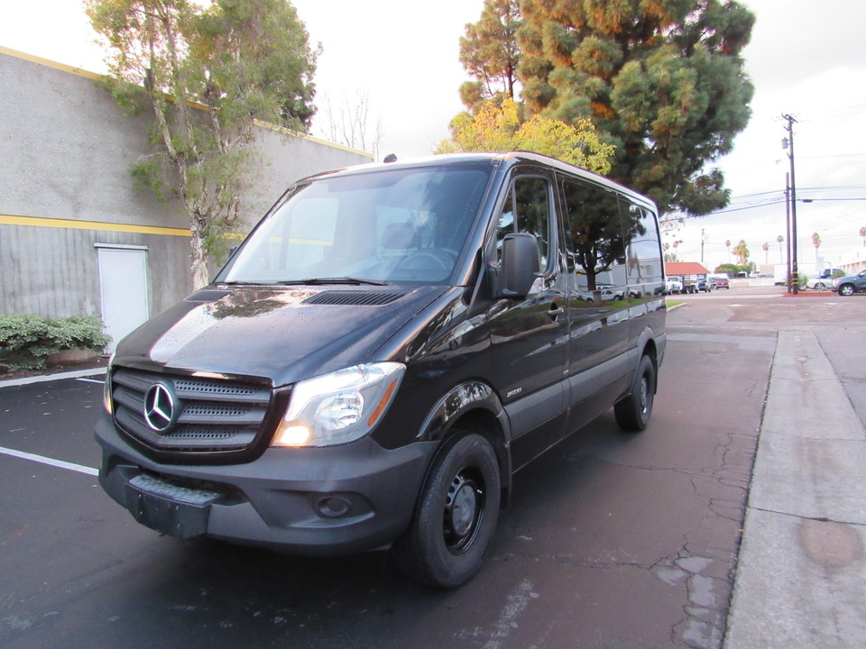 2016 Mercedes-Benz Sprinter Crew Vans  - AZ Motors