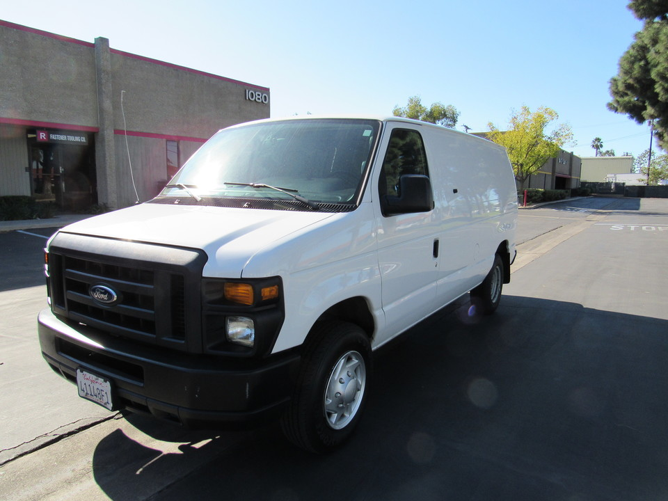 2012 Ford Econoline E150 -PW-PDL-Commercial  - 6955  - AZ Motors