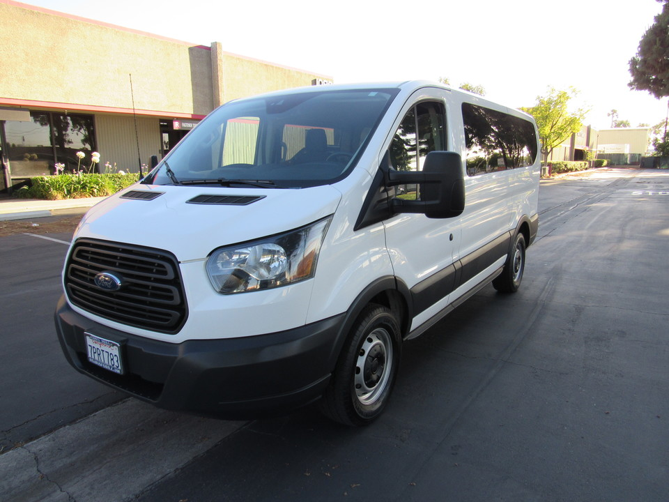 2016 Ford Transit Wagon XL 8 passenger low roof T150  - 4345  - AZ Motors