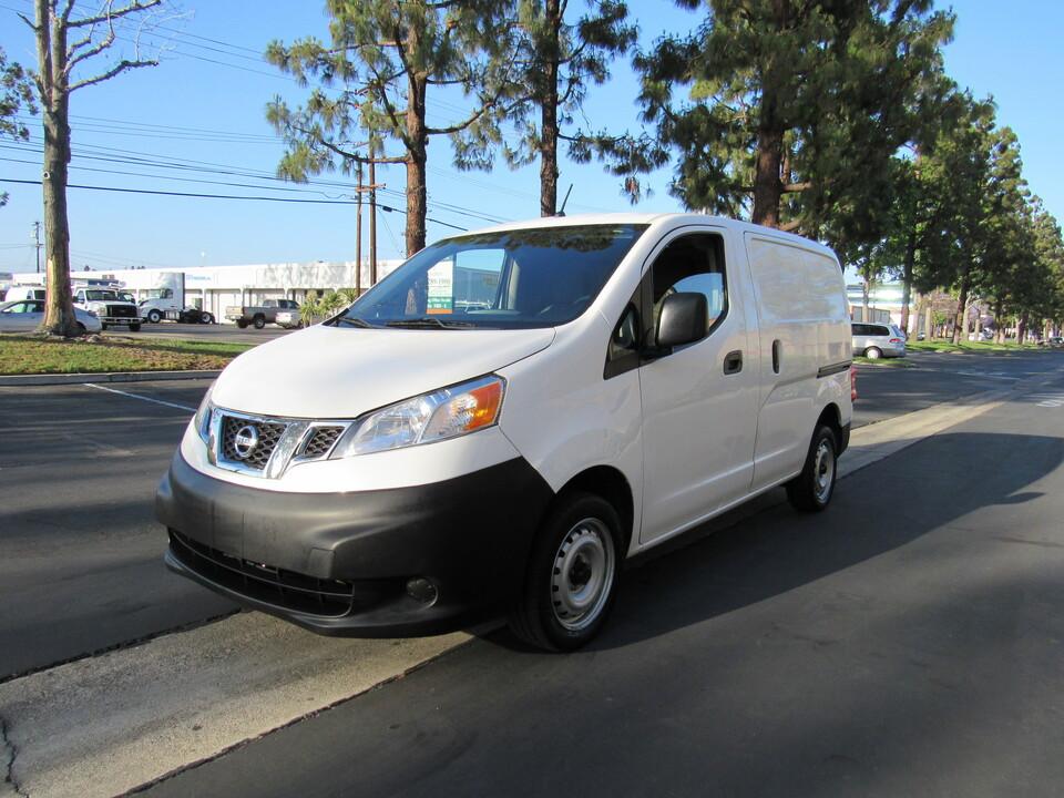2018 Nissan NV200 Compact Cargo S mini cargo van  - 6185  - AZ Motors
