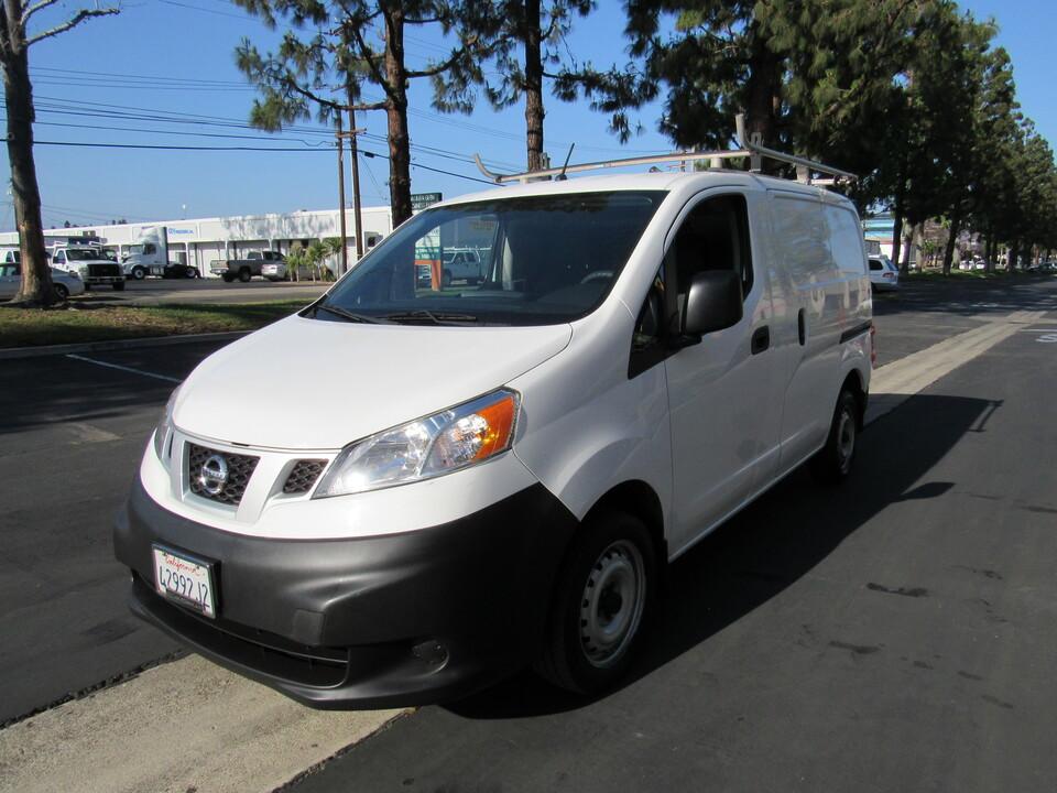 2016 Nissan NV200 S compact cargo van  - 6240  - AZ Motors