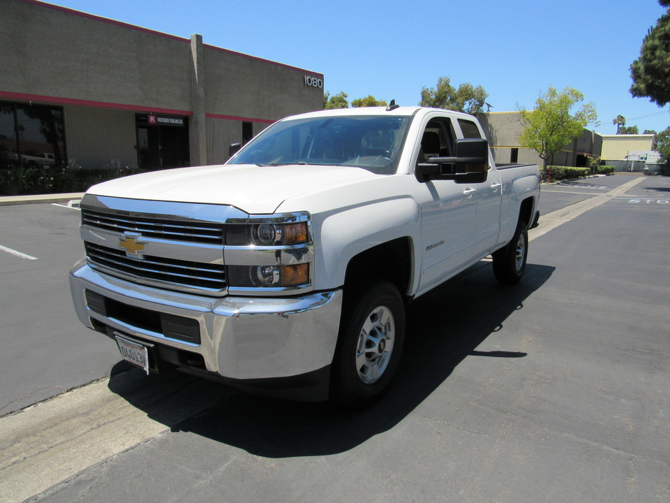 2015 Chevrolet Silverado 2500HD Built After Aug 14 LT DOUBLE CAB SHORT BED 2500HD  - 1154  - AZ Motors