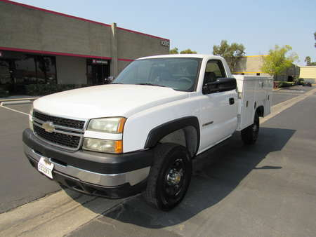 2006 Chevrolet Silverado 2500HD LS/ utility bed for Sale  - 1880  - AZ Motors