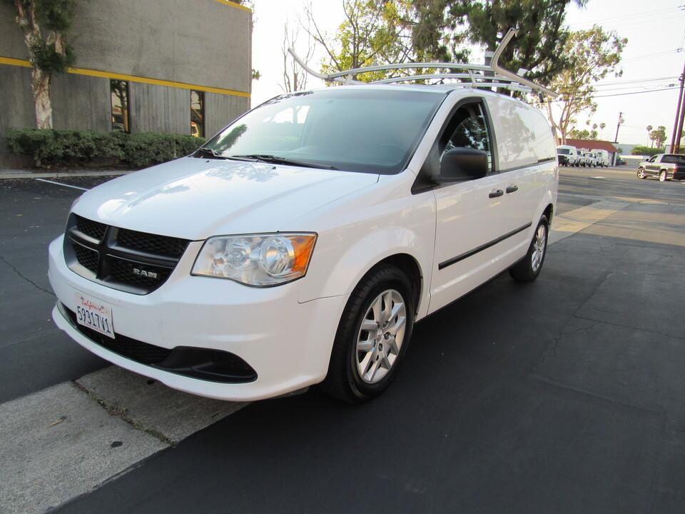 2015 Ram Cargo Van  - AZ Motors