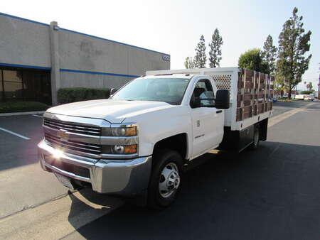 2015 Chevrolet Silverado 3500HD Built After Aug 14 Work Truck STACK BED 12'X8X4 for Sale  - 6972  - AZ Motors