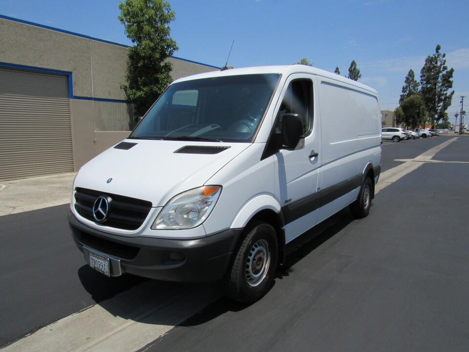 2011 Mercedes-Benz Sprinter Cargo Vans standard 3.0L diesel  - 9050  - AZ Motors