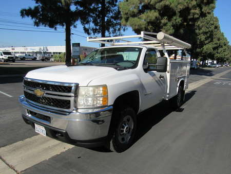 2011 Chevrolet Silverado 2500HD Work Truck UTILITY BED for Sale  - 4510  - AZ Motors