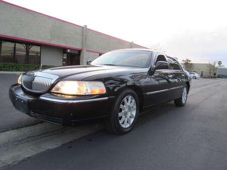 2011 Lincoln Town Car Signature Limited/black for Sale  - 7826  - AZ Motors