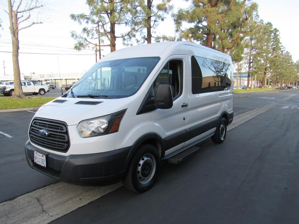 2015 Ford Transit Wagon  - AZ Motors