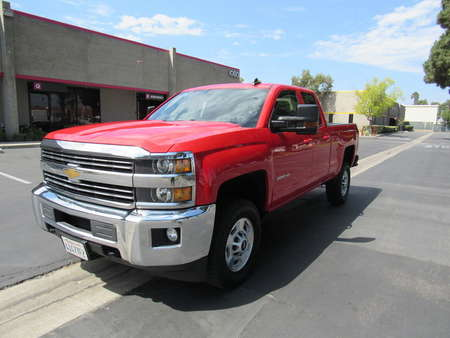 2017 Chevrolet Silverado 2500HD LT double door short bed 4wd for Sale  - 7404  - AZ Motors