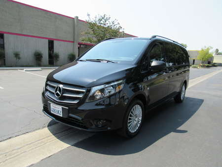 2018 Mercedes-Benz Metris Passenger Van Worker 8 passenger van for Sale  - 4595  - AZ Motors