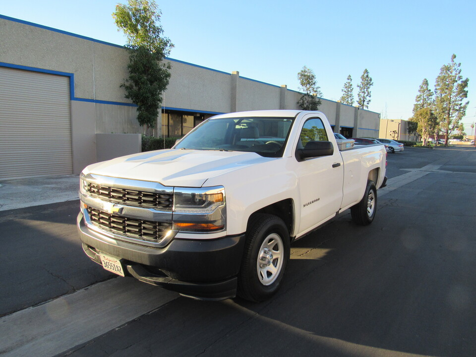 2016 Chevrolet Silverado 1500 Work Truck REG CAB LONG BED  - 9411  - AZ Motors