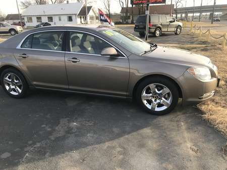 2010 Chevrolet Malibu Sedan for Sale  - 4308  - Family Motors, Inc.