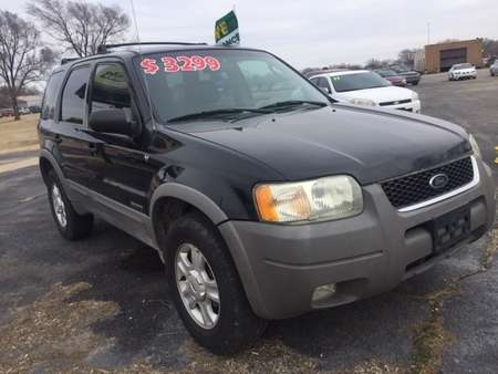 2003 Ford Escape Mid-Size for Sale  - LLLL4170RR  - Family Motors, Inc.