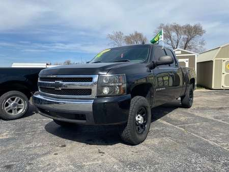2008 Chevrolet Silverado 1500 LS for Sale  - 4368  - Family Motors, Inc.