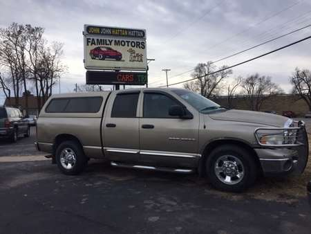 2004 Ram 2500  for Sale  - 4305  - Family Motors, Inc.