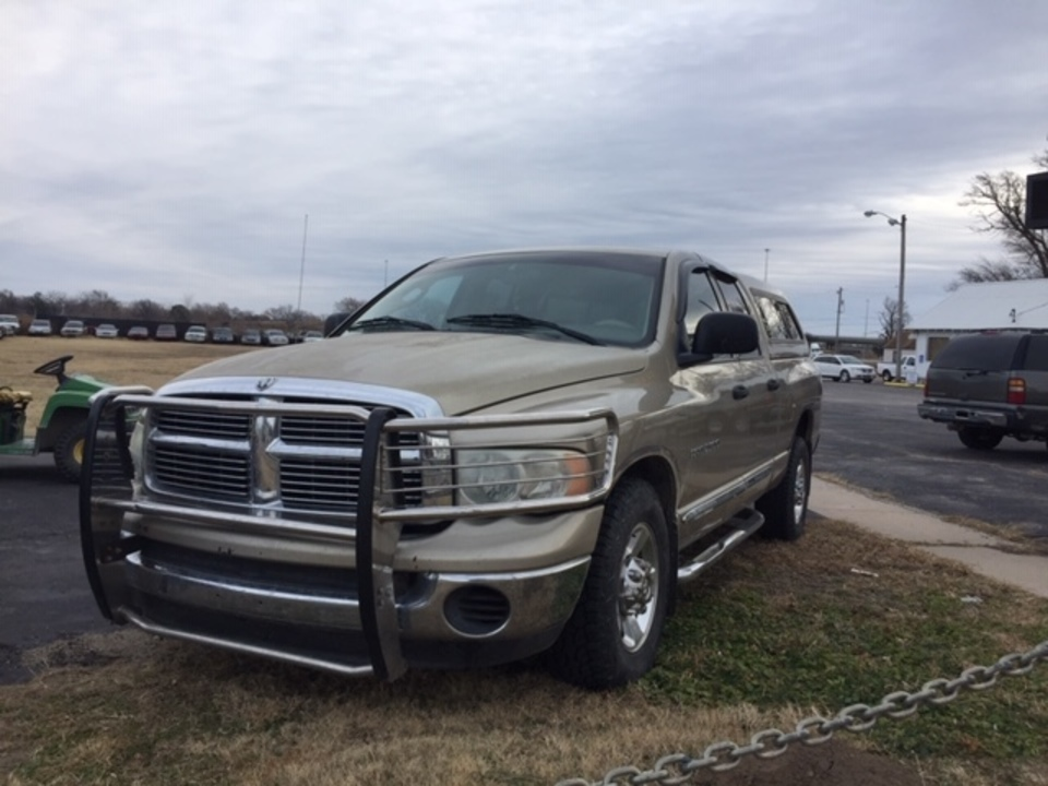 2004 Ram 2500  - Family Motors, Inc.