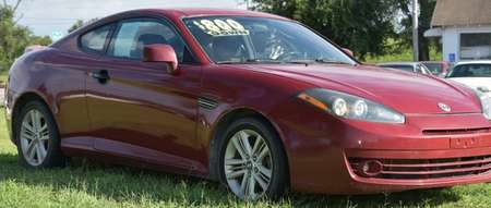2007 Hyundai Tiburon  for Sale  - 4259  - Family Motors, Inc.