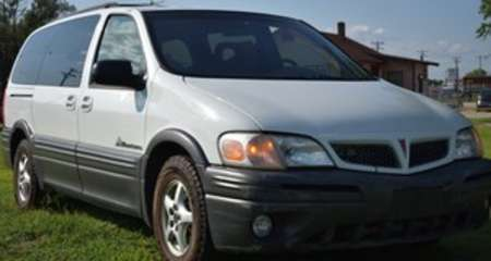 2001 Pontiac Montana 1SC for Sale  - 4260  - Family Motors, Inc.
