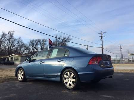 2007 Honda Civic Sedan for Sale  - 4310  - Family Motors, Inc.
