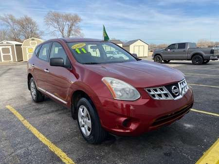 2011 Nissan Rogue S for Sale  - 4359  - Family Motors, Inc.