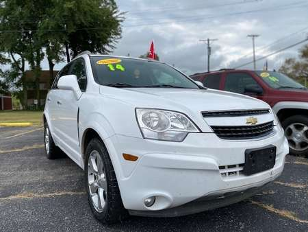 2014 Chevrolet Captiva Sport Fleet LTZ for Sale  - 4376  - Family Motors, Inc.