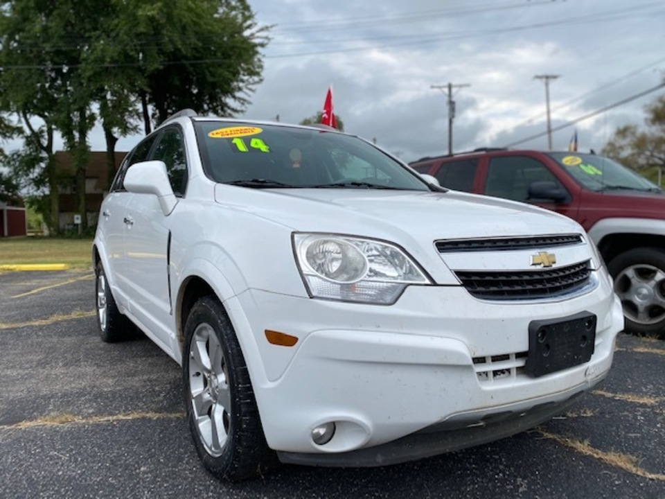 2014 Chevrolet Captiva Sport Fleet  - Family Motors, Inc.