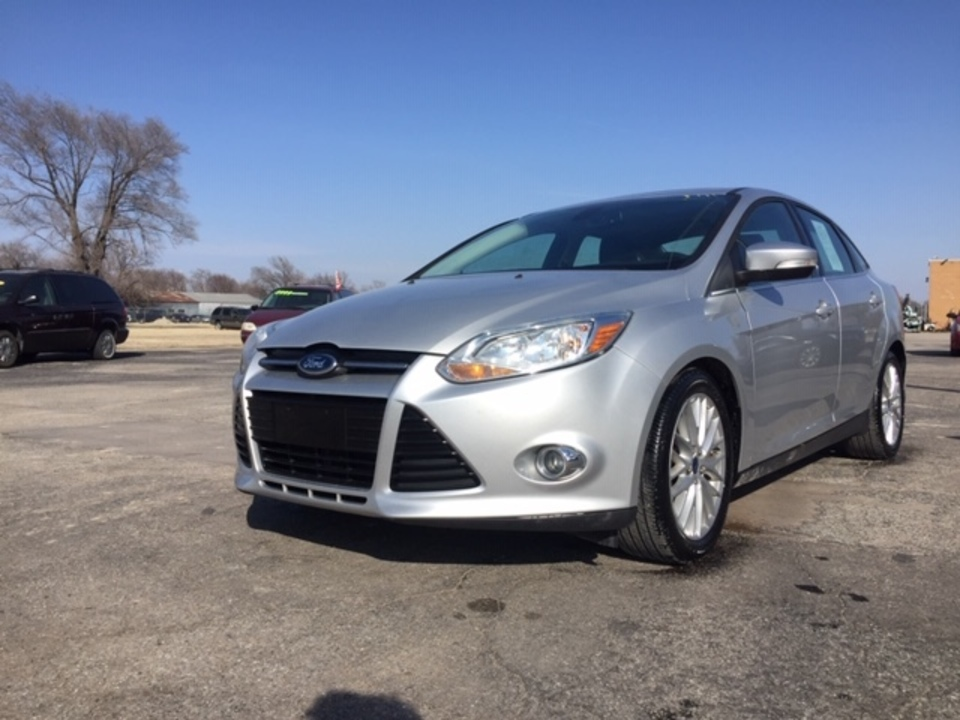 2012 Ford Focus  - Family Motors, Inc.