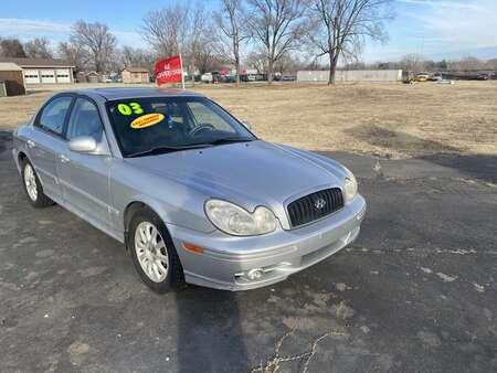 2003 Hyundai Sonata GLS for Sale  - 4387  - Family Motors, Inc.