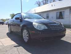 2010 Chrysler Sebring Cpe Drop