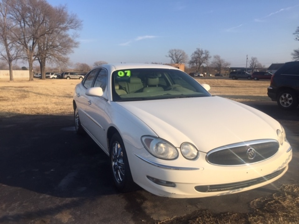 2007 Buick LaCrosse  - Family Motors, Inc.