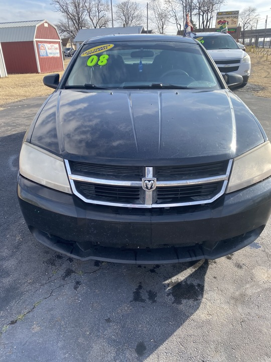 2008 Dodge Avenger SXT  - L4333R  - Family Motors, Inc.