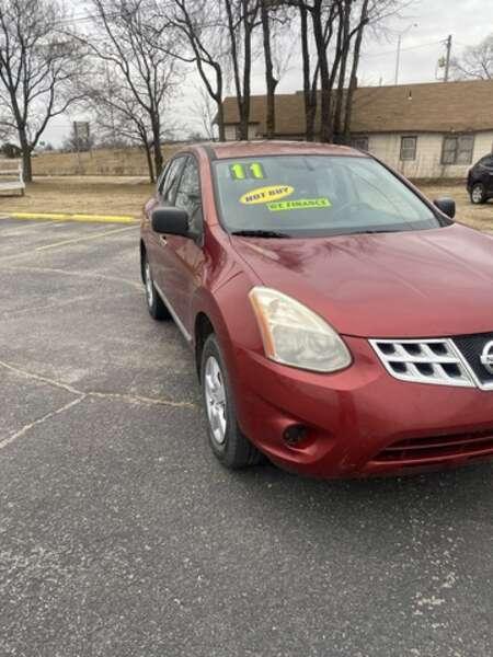 2011 Nissan Rogue S for Sale  - L4359R  - Family Motors, Inc.