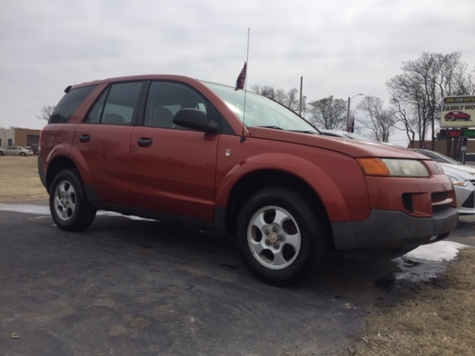 2003 Saturn VUE  - Family Motors, Inc.