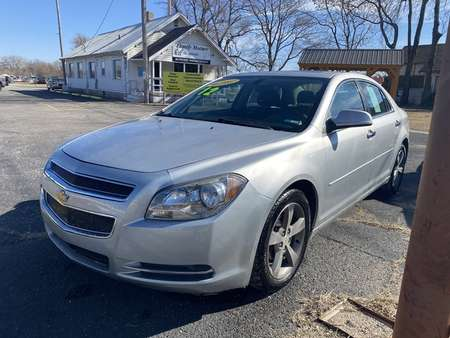 2012 Chevrolet Malibu LT w/1LT for Sale  - LFFL4175AR  - Family Motors, Inc.