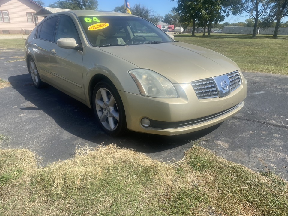 2004 Nissan Maxima SE  - L4360  - Family Motors, Inc.